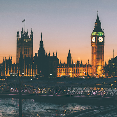 7 nights London package, England from R 16 800 pps