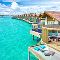 Hard Rock Hotel Maldives Starting from R31 300, 00 pps