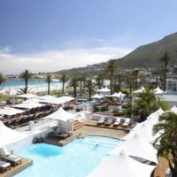 5* The Bay Hotel - Camps Bay  (3 Nights)