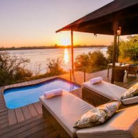 5* Old Drift Lodge - Victoria Falls
