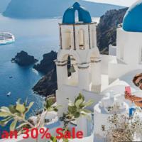 Norwegian Sale 2021- 30% off cruises